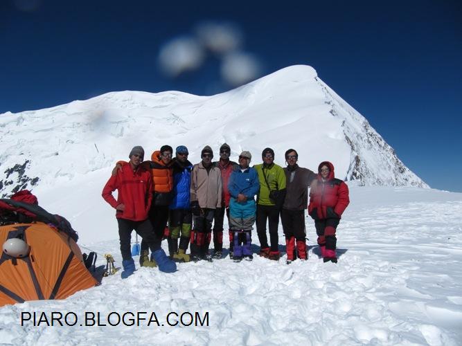 کمپ3 - بهمراه کوهنوردان لرستانی